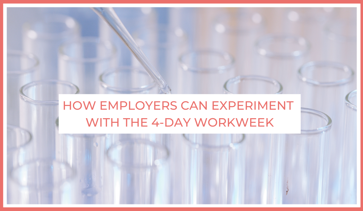 How Employers can Experiment with the 4-Day Workweek | Joe Sanok | Thursday is the New Friday